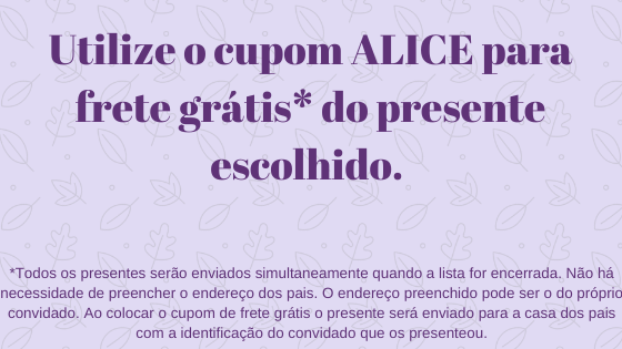Chá da Alice (Vi e Max)