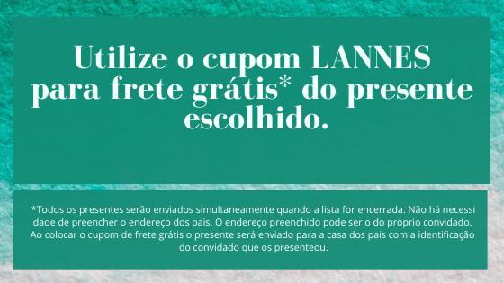 Chá baby Lannes (Renato e Nat)