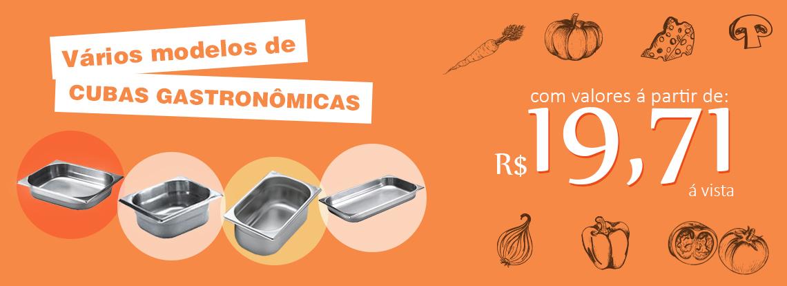 Cubas Gastronomicas Inox