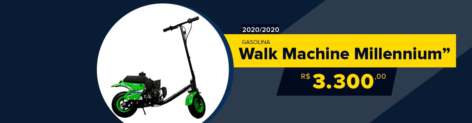 WALK MACHINE