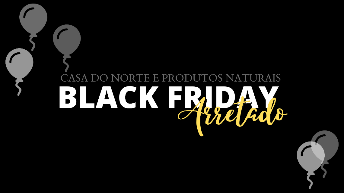 BLACK FRIDAY ARRETADO