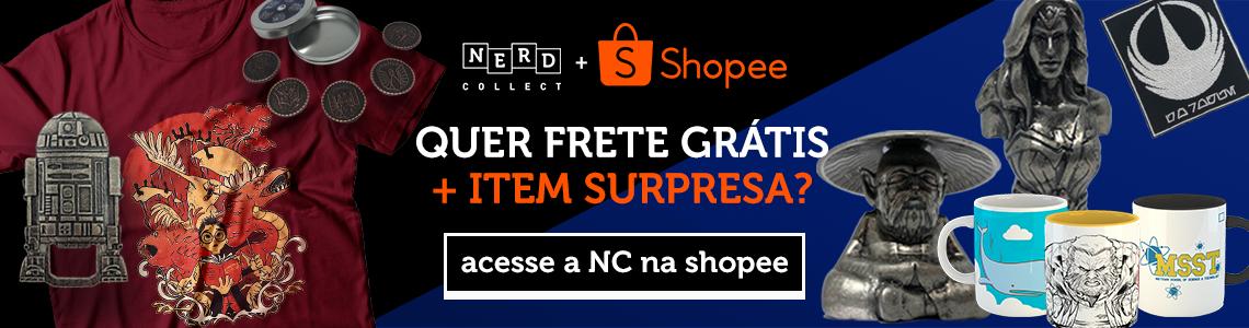 Shopee Frete grátis + item