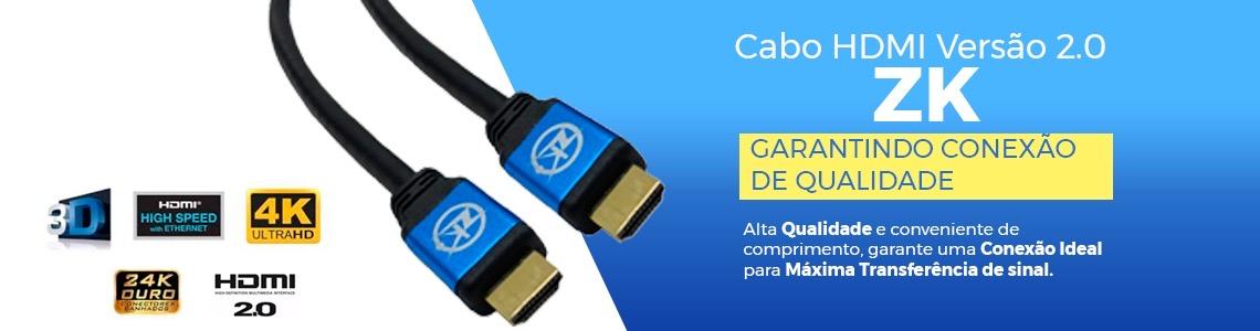 zk - REDCABOS CABO HDMI