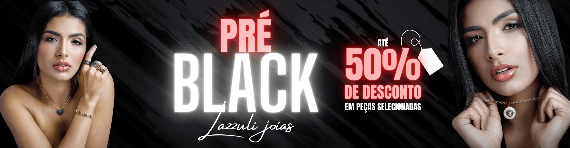 Pré Black Friday