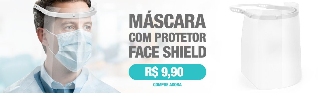 Mascara Face Shield