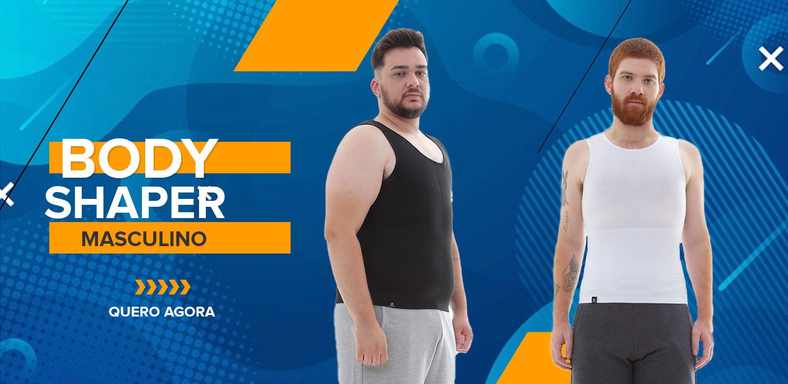 Body Shaper - Masculino