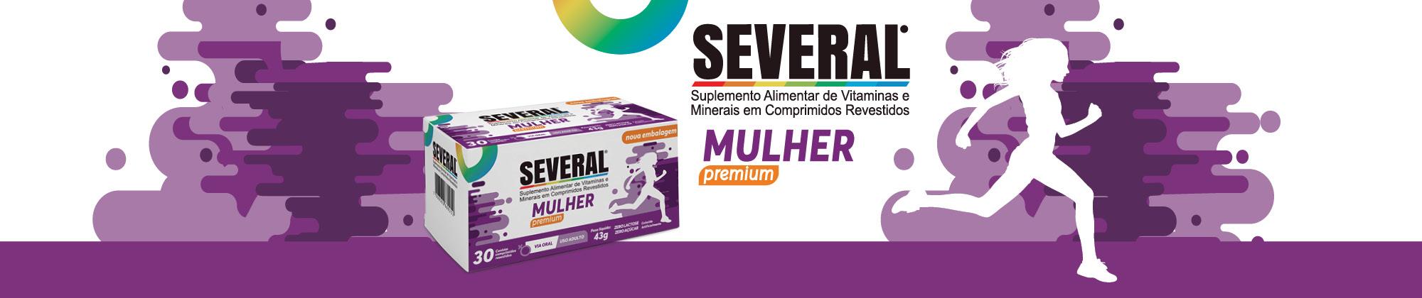 Suplemento Several Mulher Premium