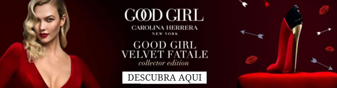 Good Girl Velvet Fatale Collector Edition Feminino Eau de Parfum Carolina Herrera