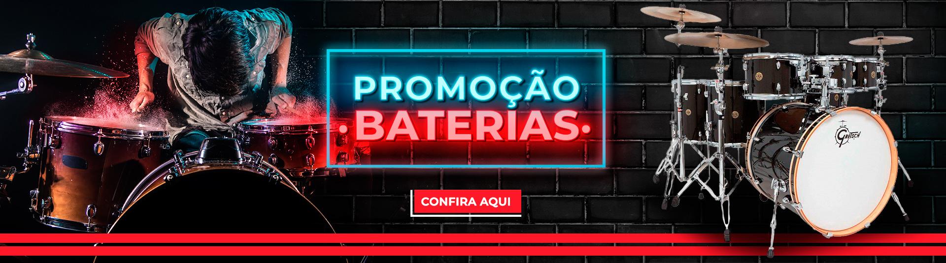 Promoção de Baterias
