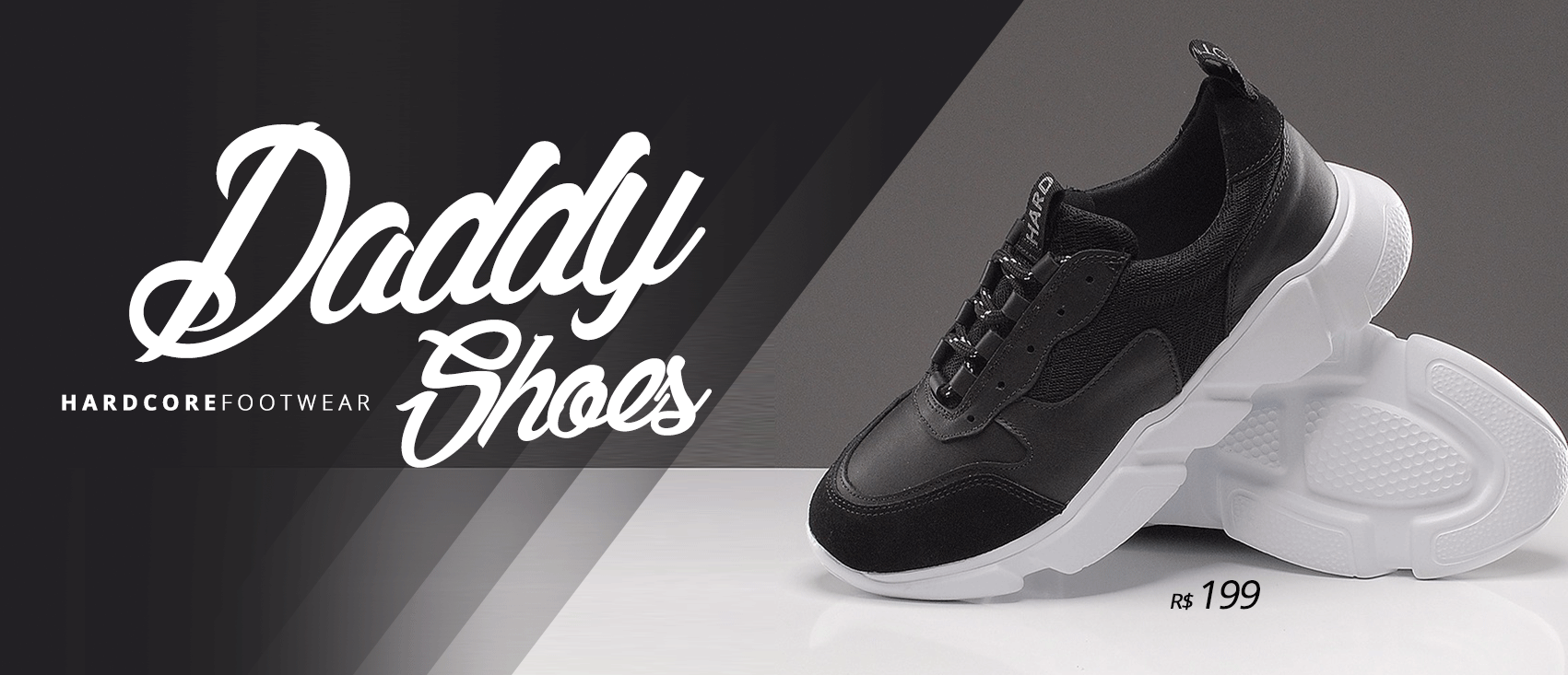 Daddy Shoes novo
