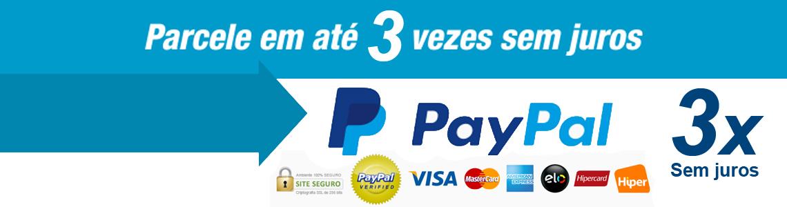 Parcele com PayPal