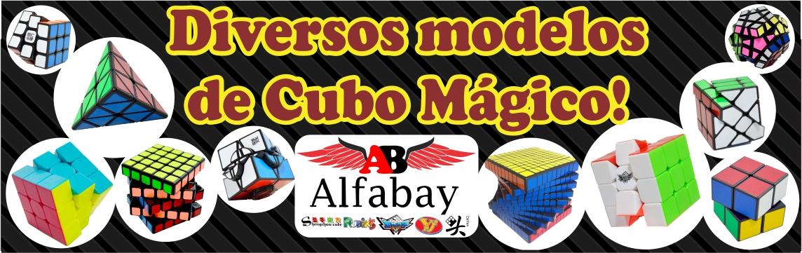 Diversos modelos de Cubo Mágico