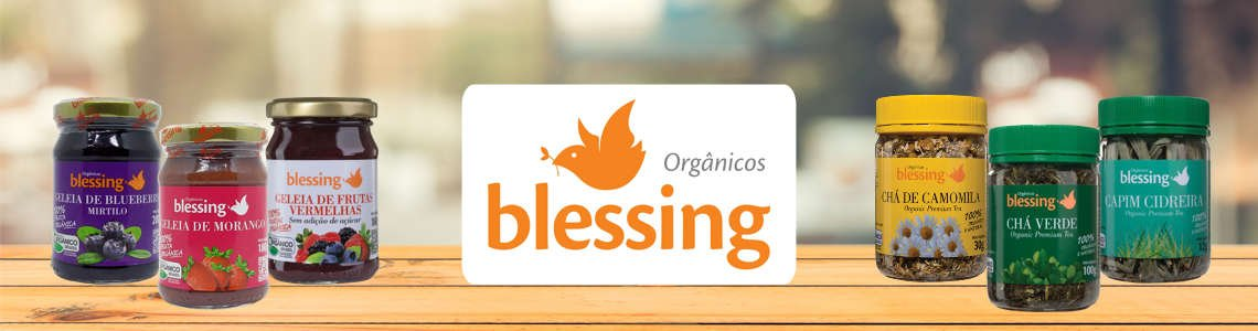 Marca - Blessing Orgânicos