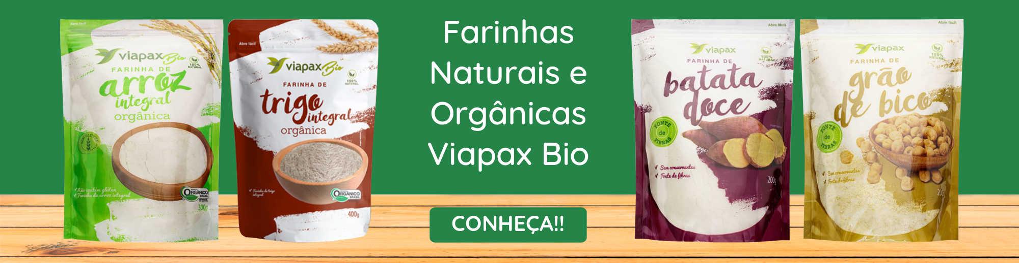 Farinhas Viapax Bio