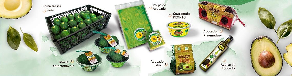 Mix produtos com azeite