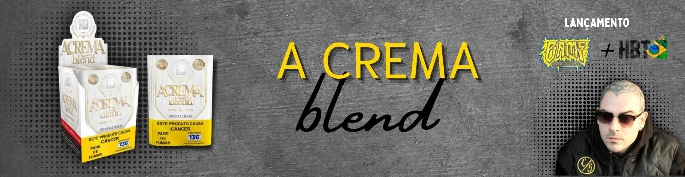 A Crema Blend - Original Hash 20g