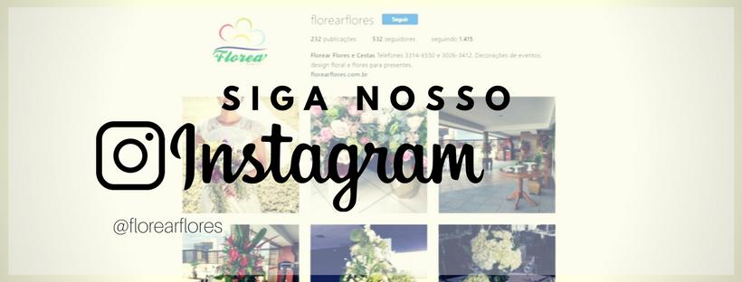Decorações instagram florear