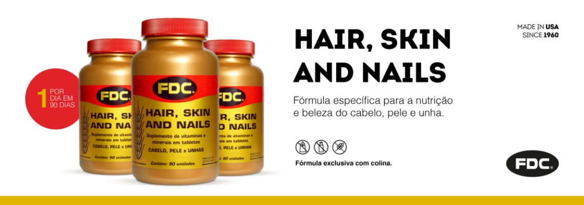 Hair, Skin and Nails (FullBanner)