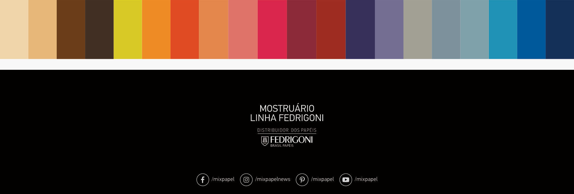 Mostruário Mixpapel - Fedrigoni vs02.1
