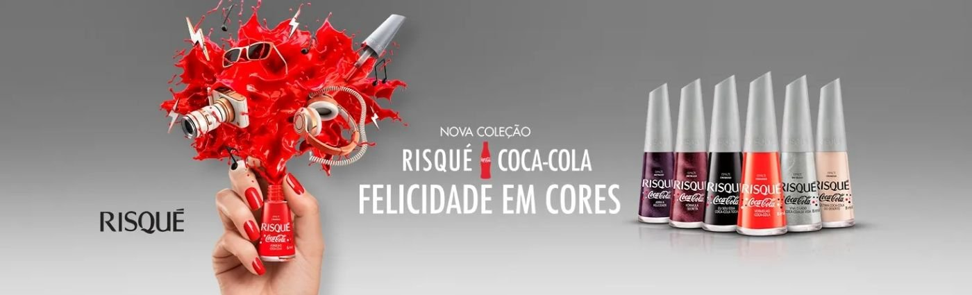 risque coca cola