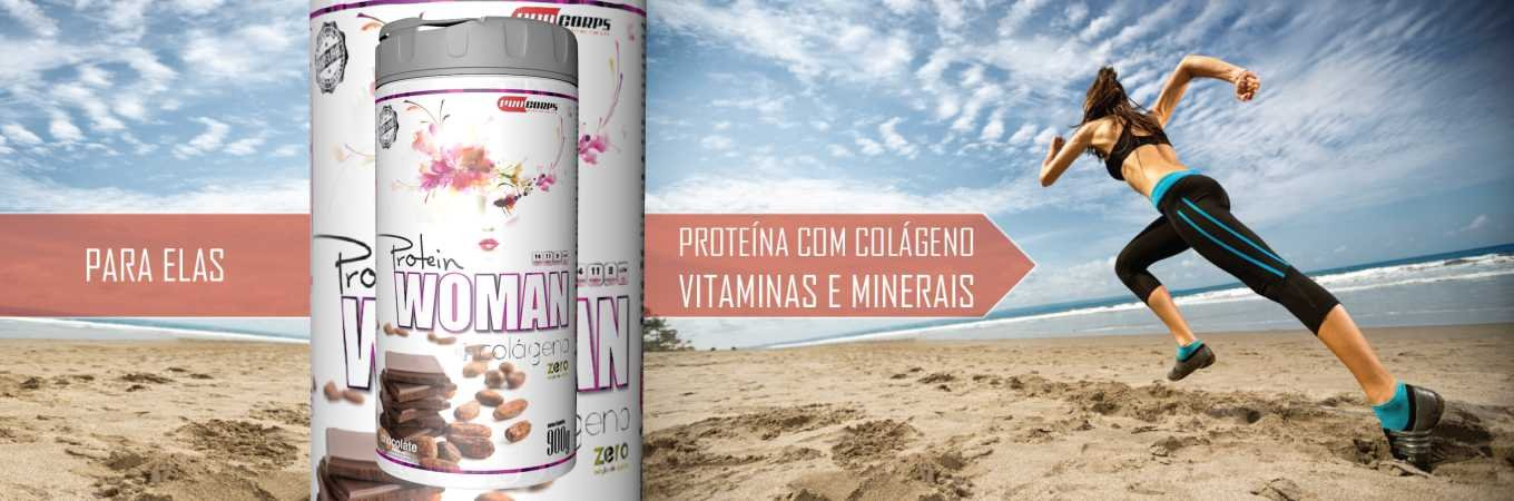 Woman Protein Pro Corps