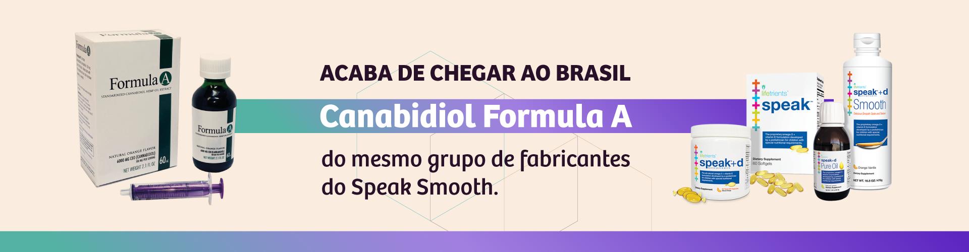 Canabidiol Formula A