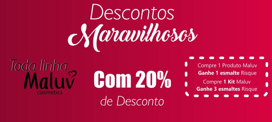 DESCONTOS MARAVILHOSOS
