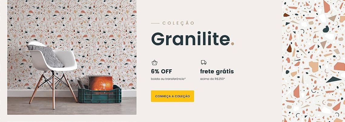Nova coleção: Granilite