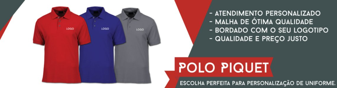 Camiseta Polo Piquet