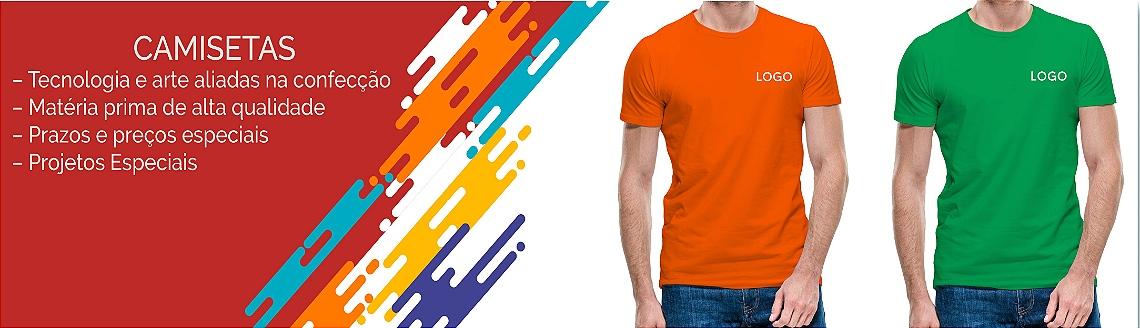 Banners 0002 Camiseta Algodão