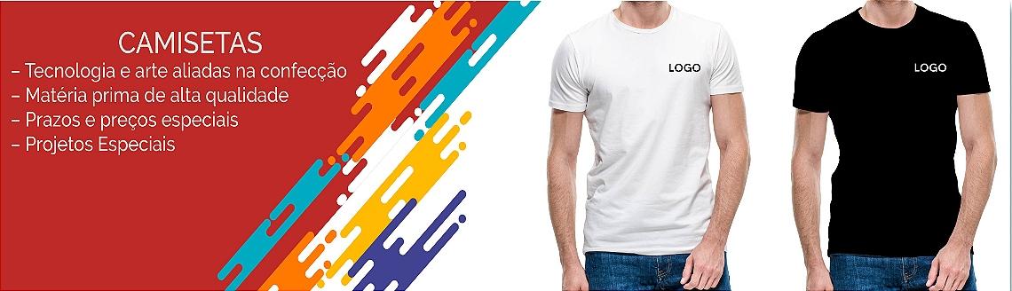 Banners 0004 Camiseta Algodão