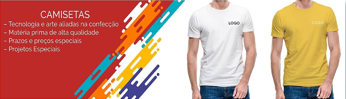 Banners 0003 Camiseta Algodão