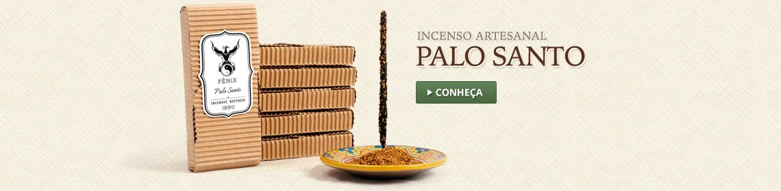 Palo Santo Incenso