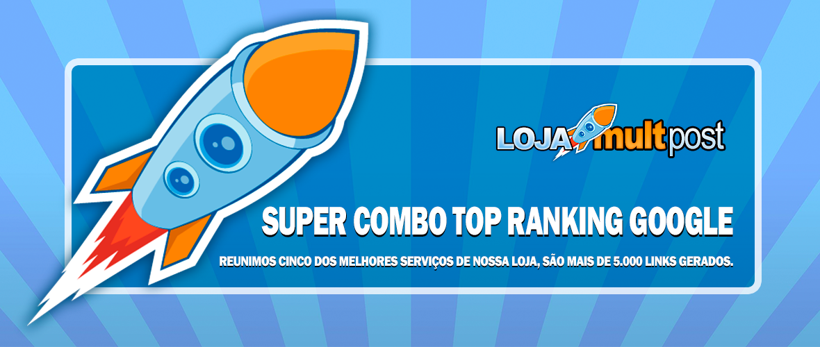 Super Combo Top Ranking Google