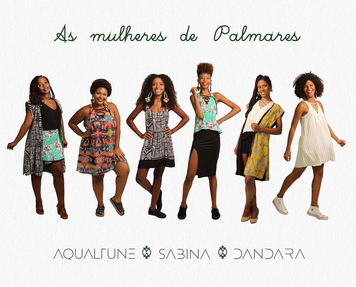 mulheres de Palmares