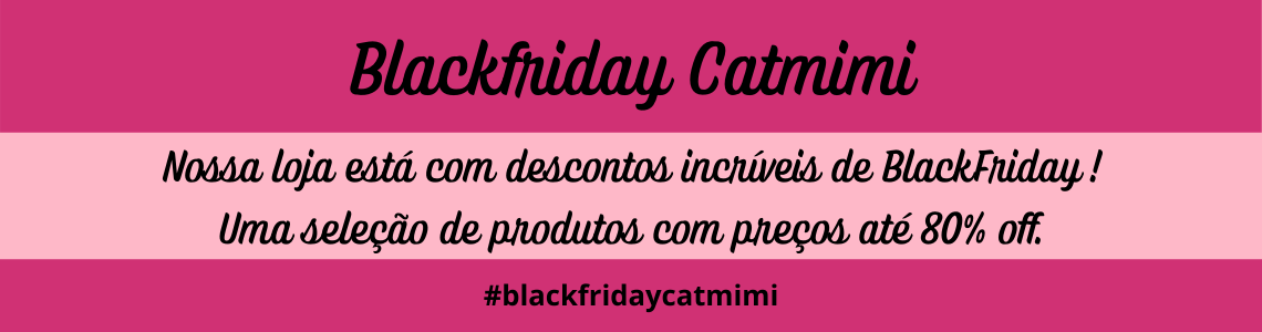 BlackFriday Catmimi