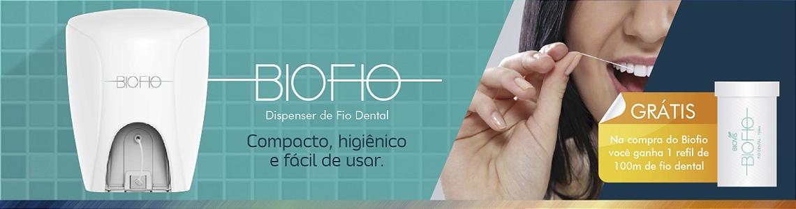 Biofio Dispenser Para Fio Dental - Biovis