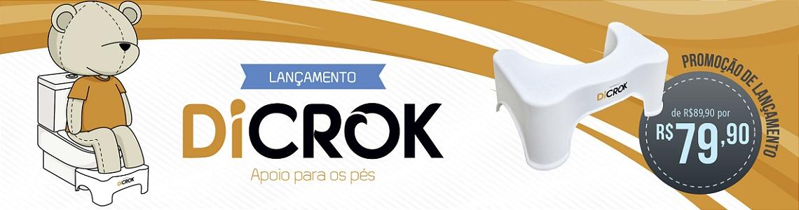 Dicrok - Apoio para os pés
