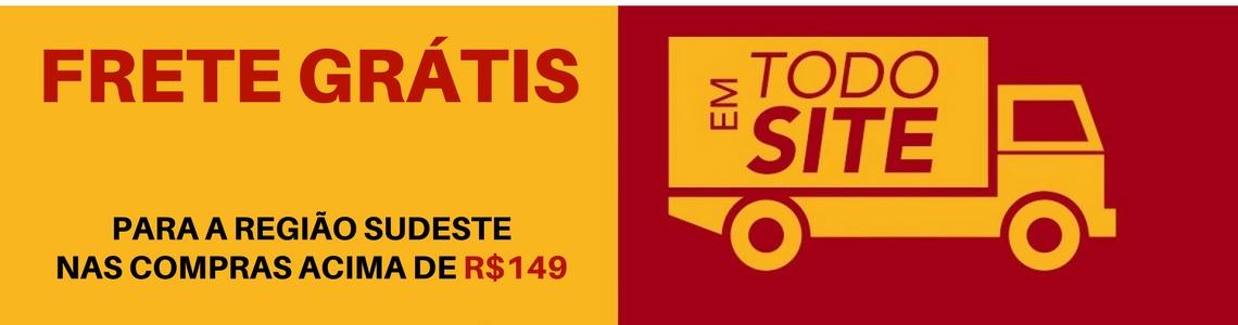 Full Banner Frete Grátis Sudeste