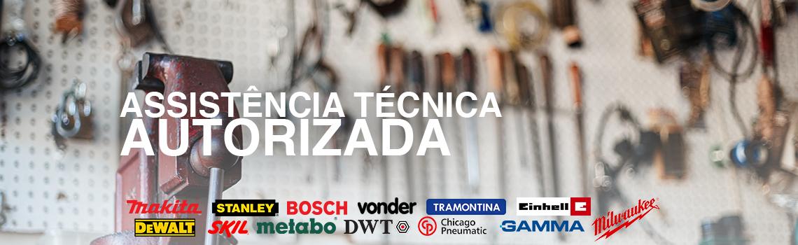 Assistência técnica Makita, Bosch, Milwaukee, DeWalt, Parafusadeira, Furadeira é na DANPLER
