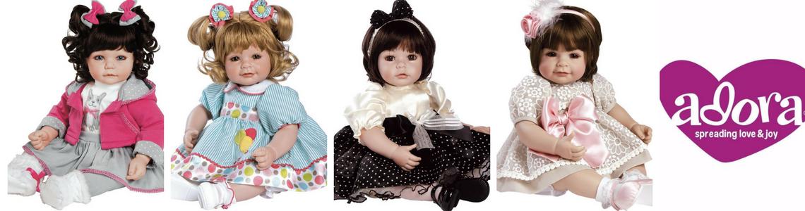 Banner Full - Adora Doll