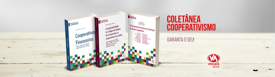 Kit coletânea cooperativismo
