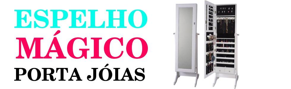 Banner Espelho porta Joias
