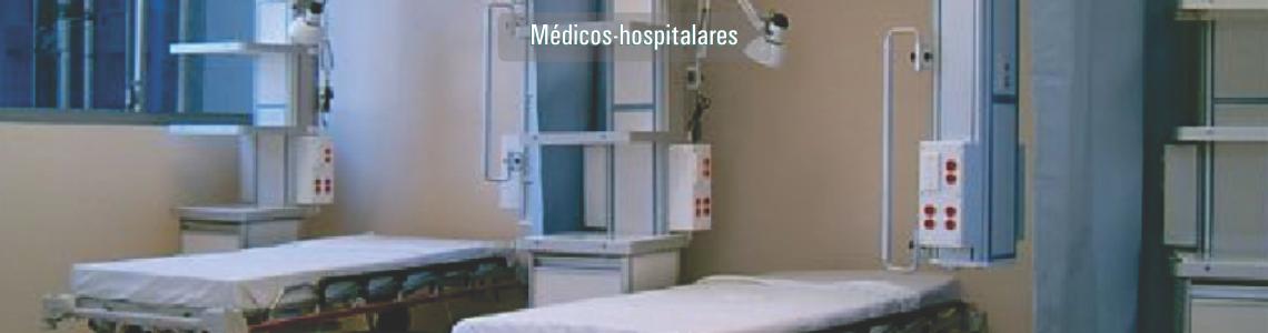 Médicos-hospitalares