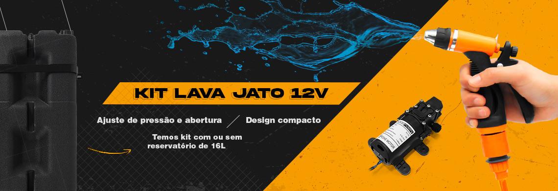 Kit Lava Jato Completo