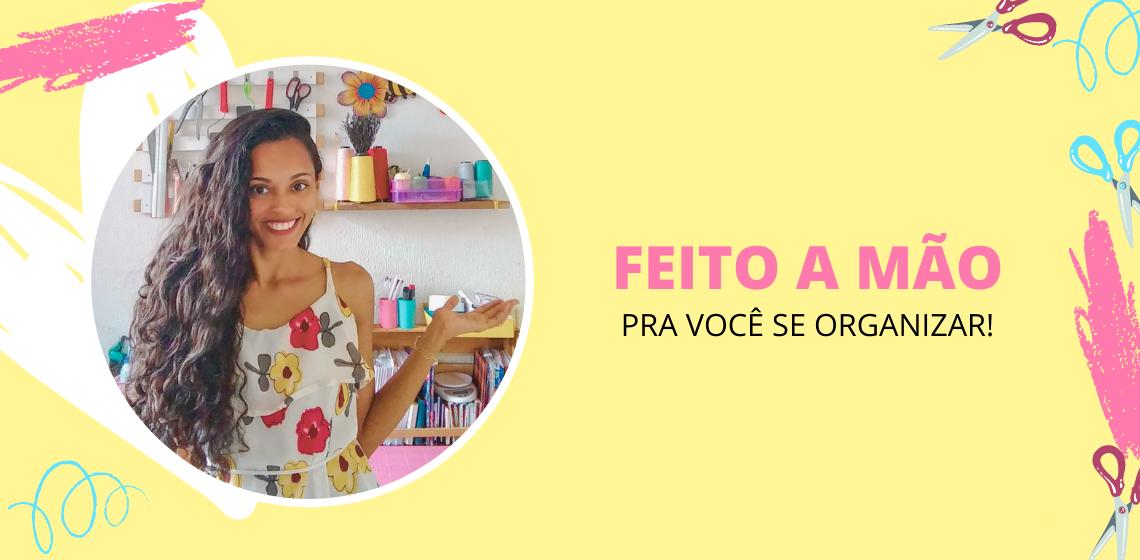 FEITO A MÃO - BOAS VINDAS