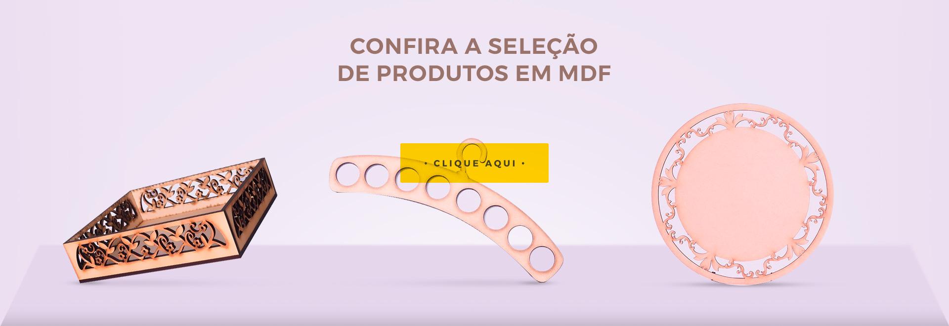 Produtos em mdf