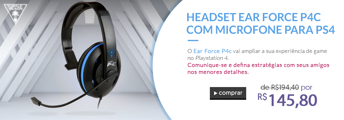 Home - Headset Force PS4