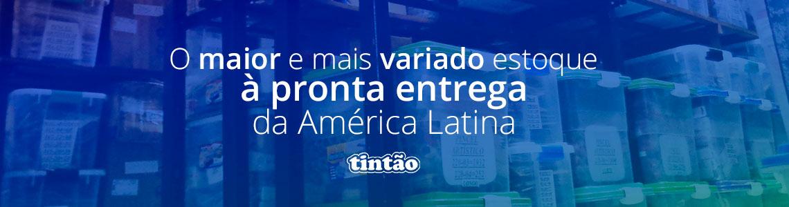 Maior estoque à pronta entrega da América Latina