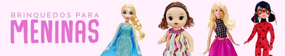 Categoria - brinquedos para Meninas